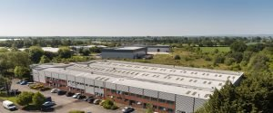 Aerial view Applied Component Technology